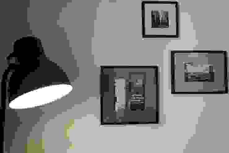 인더스트리얼 벽지 & 바닥 by AL Intérieurs 인더스트리얼