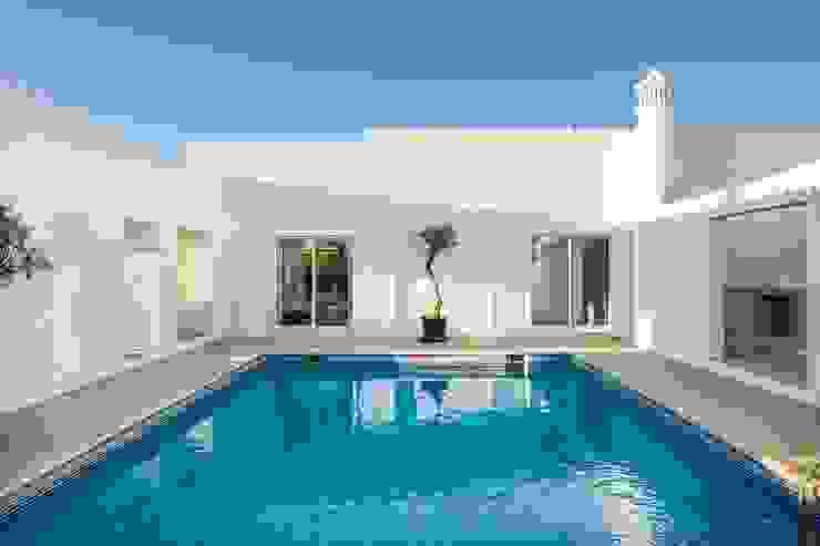 Casa Minha Casas minimalistas por studioarte Minimalista