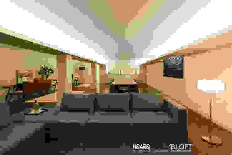 Espaço de Estar Salas de estar clássicas por B.loft Clássico