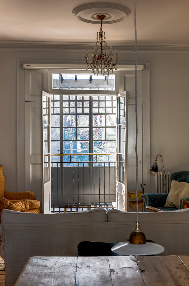 Internal photo Trombe Ltd Modern Windows and Doors