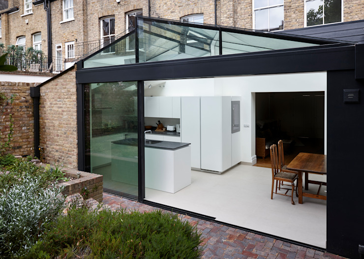 External Photo Modern Kitchen by Trombe Ltd Modern