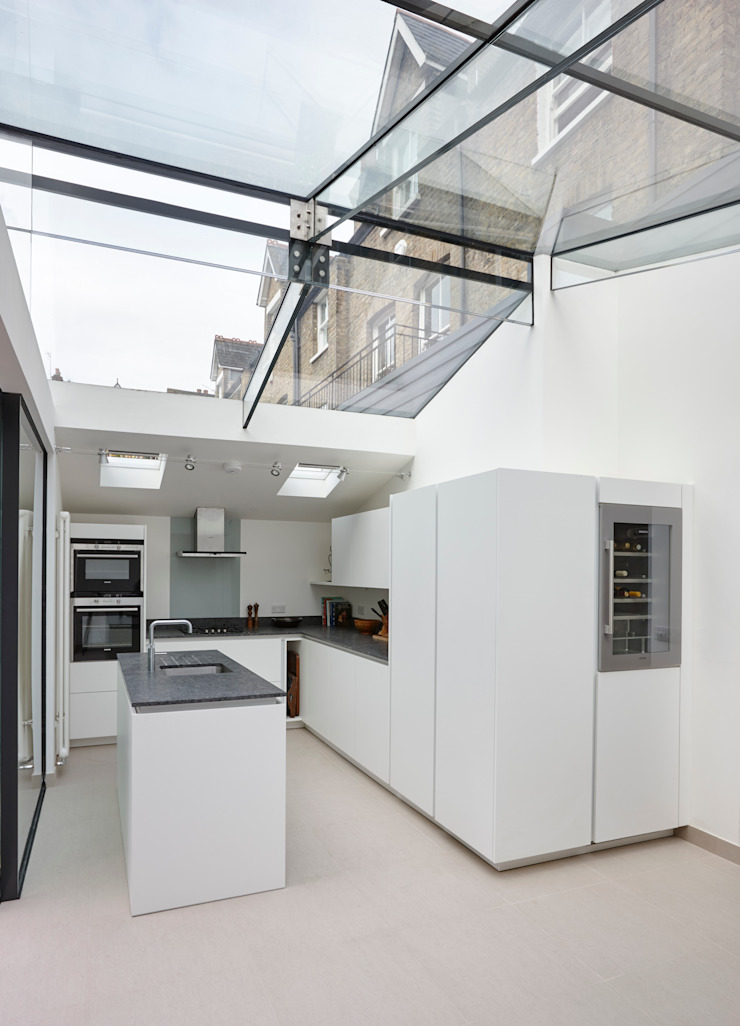 Internal photo Trombe Ltd Modern Houses