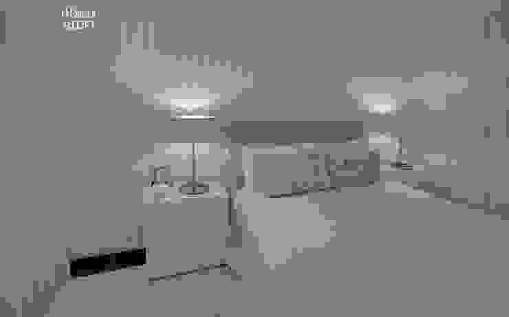 Habitaciones de estilo minimalista de B.loft Minimalista
