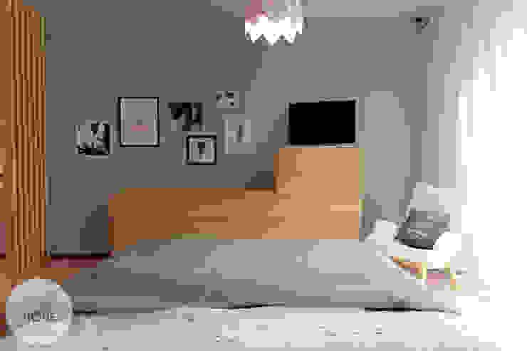 Slaapkamer door homify, Scandinavisch