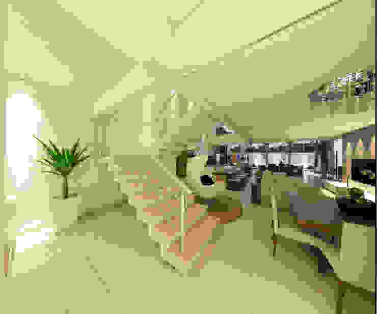 Casas modernas de Arquiteto Tales Miranda Moderno
