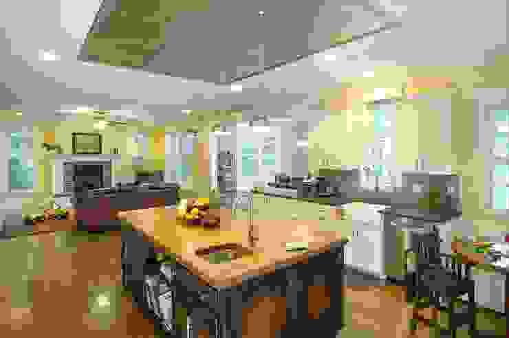 New Leaf Home Design Cucina coloniale