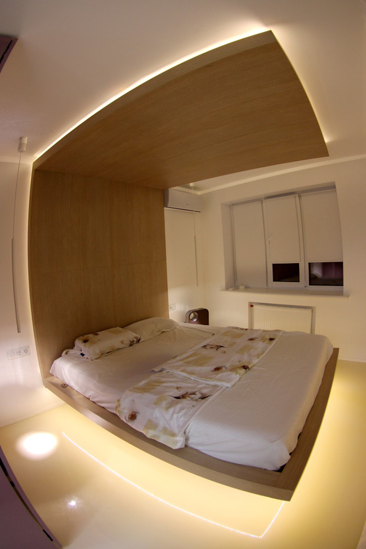 YOUR PROJECT Chambre minimaliste
