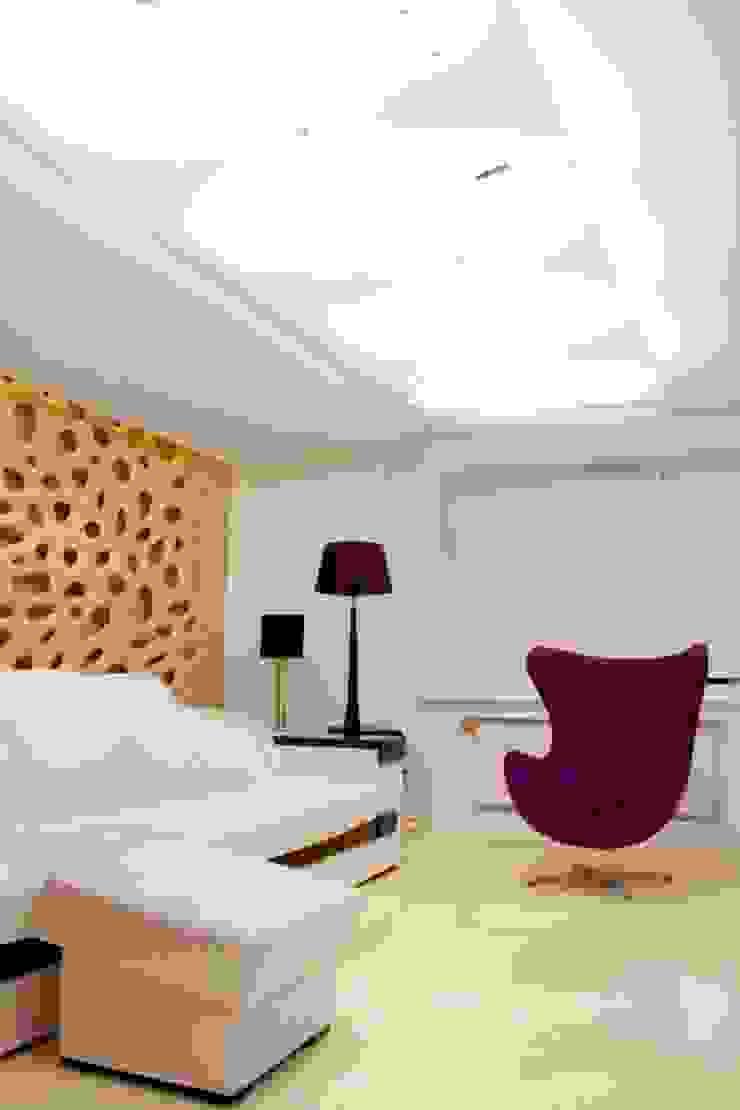 YOUR PROJECT Salon minimaliste
