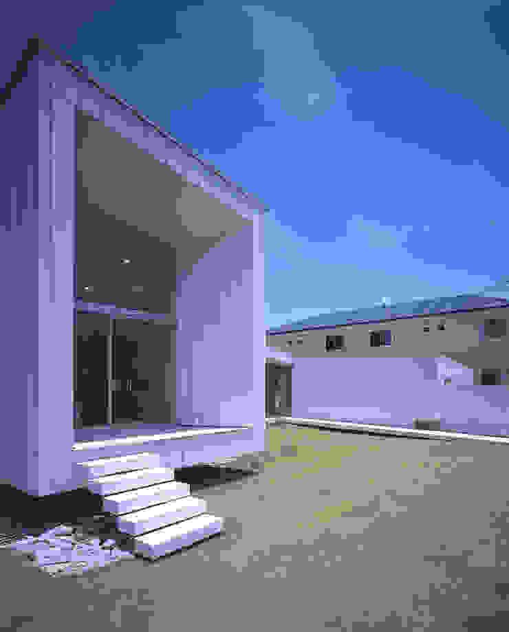 薩摩川内の住宅 モダンな 家 の アトリエ環 建築設計事務所 モダン