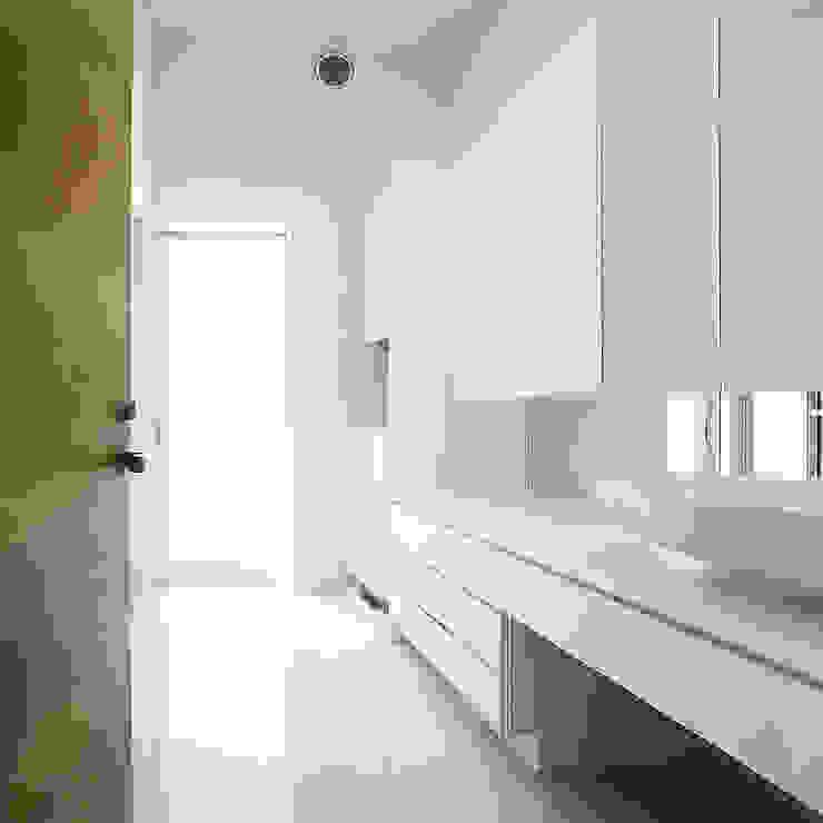 薩摩川内の住宅 モダンスタイルの お風呂 の アトリエ環 建築設計事務所 モダン