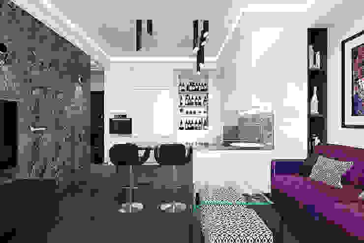 Salon moderne par rudakova.ru Moderne