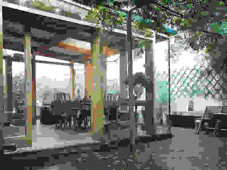 ariberto Case moderne di andrea borri architetti Moderno
