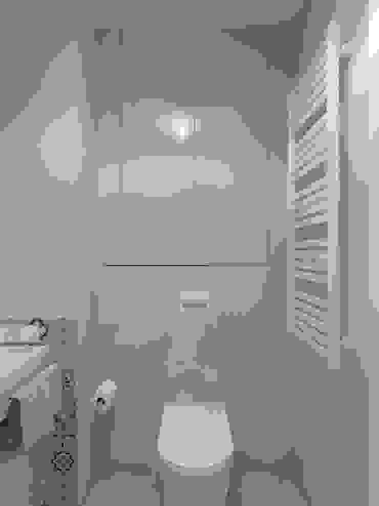 Salle de bain minimaliste par living box Minimaliste