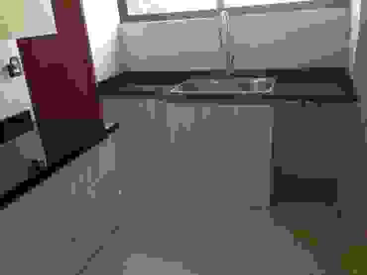 lavaplato. de N.Muebles Diseños Limitada Moderno Aglomerado