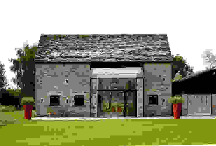 External photo Modern windows & doors by Trombe Ltd Modern
