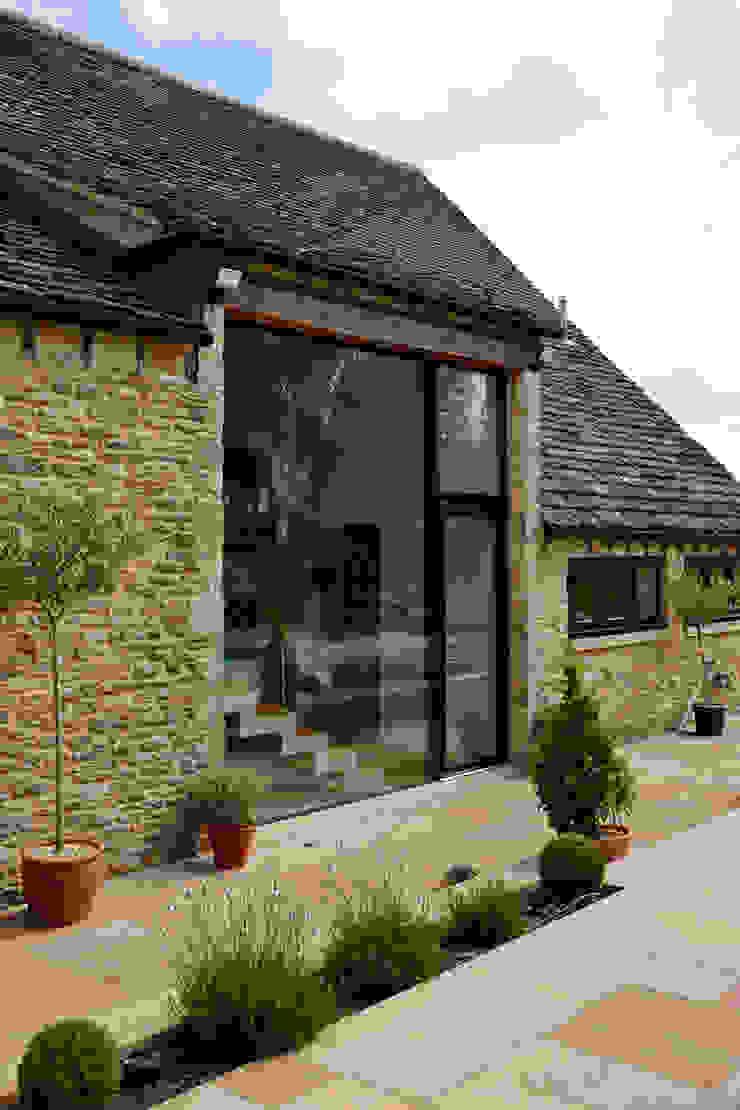 External shot Trombe Ltd Modern Windows and Doors
