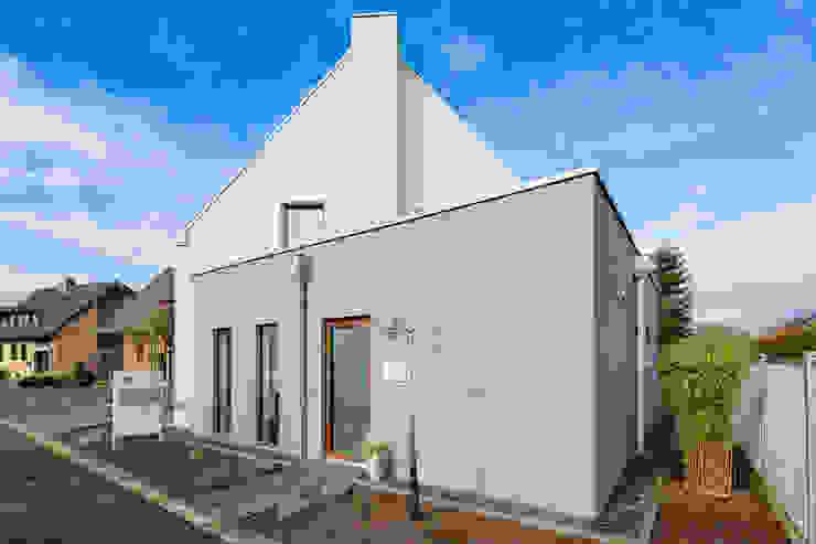 Praxisanbau Architektur Jansen Minimalistische Häuser