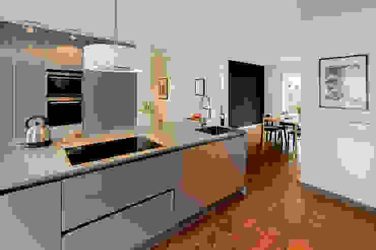 Keuken door Architektur Jansen, Minimalistisch