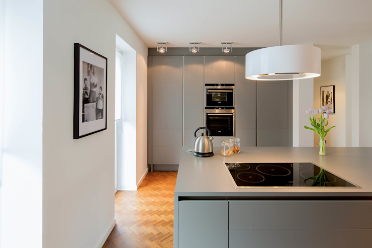 Кухни в . Автор – Architektur Jansen, Минимализм
