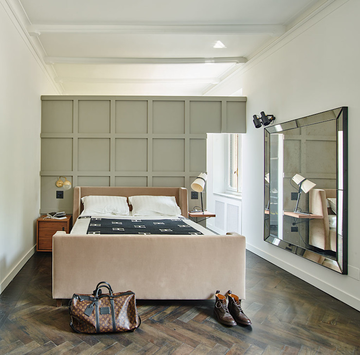 Bedroom by Studio Fabio Fantolino, Modern