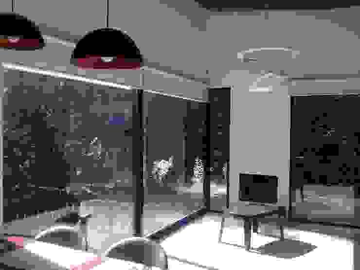 Otra casa, mi otra casa… Comedores minimalistas de Marcelo Manzán Arquitecto Minimalista