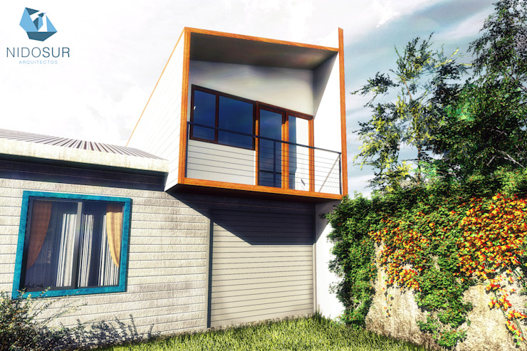 NidoSur Arquitectos - Valdivia Single family home