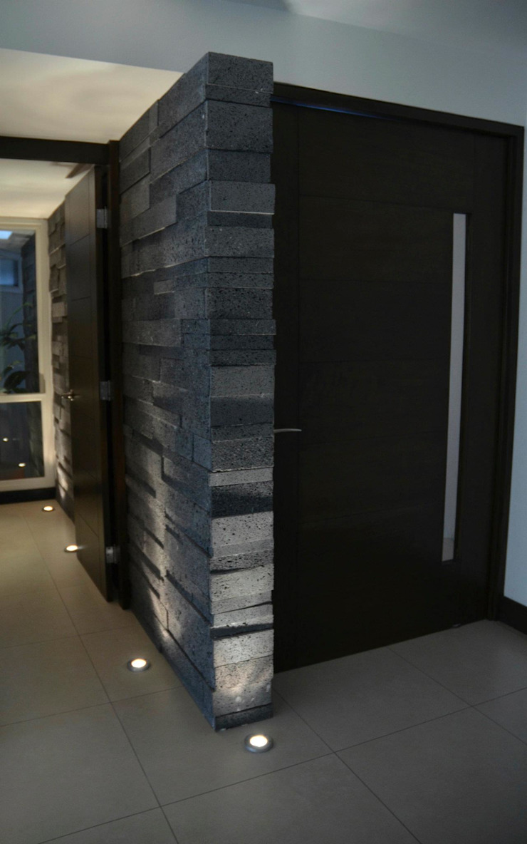 Modern walls & floors by TREVINO.CHABRAND | Architectural Studio Modern
