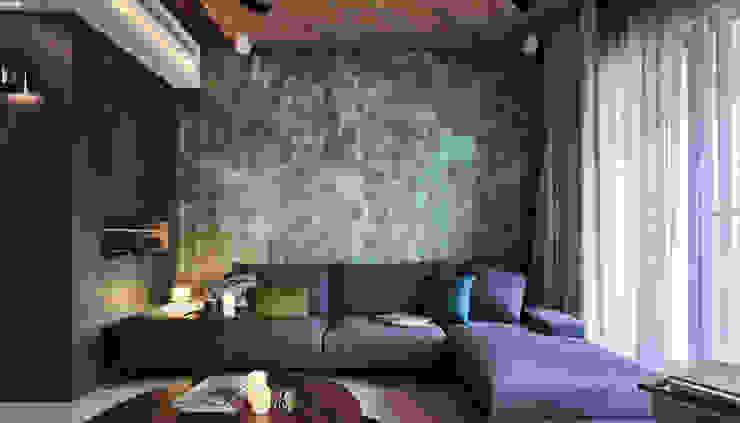 DYD INTERIOR大漾帝國際室內裝修有限公司 Salon moderne