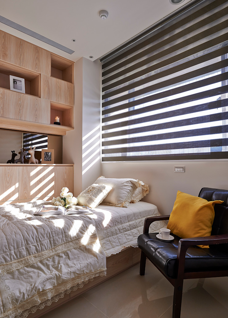 DYD INTERIOR大漾帝國際室內裝修有限公司 Dormitorios infantiles de estilo moderno
