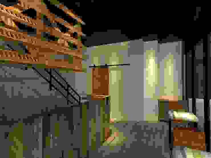 من 東之光室內裝修設計有限公司 صناعي