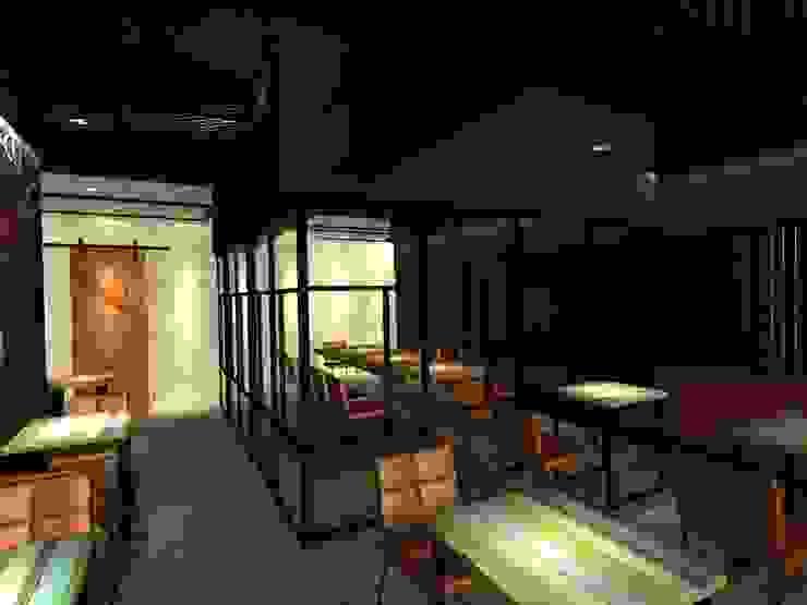 de 東之光室內裝修設計有限公司 Industrial