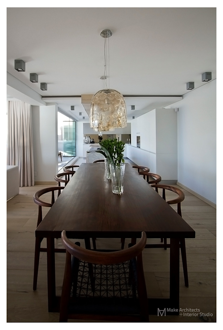 根據 Make Architects + Interior Studio 現代風