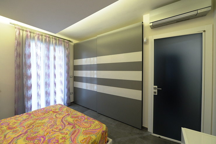Chambre moderne par yesHome Moderne