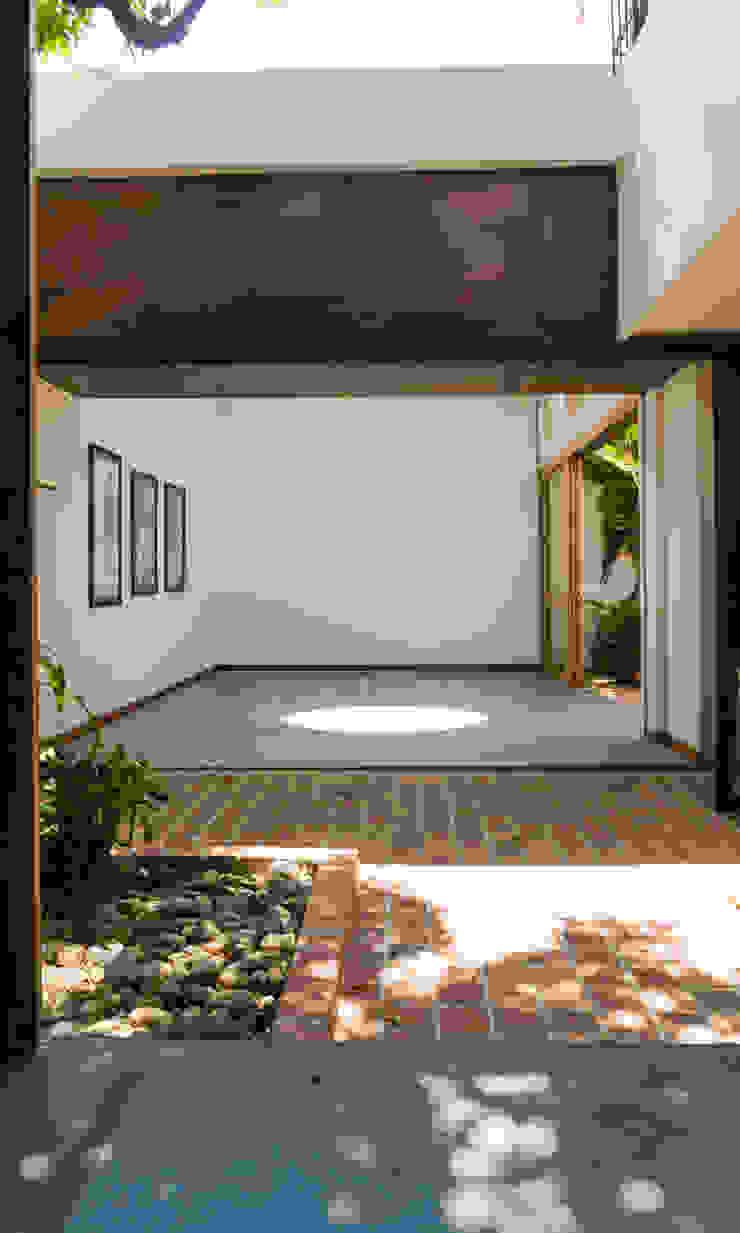 Arquitectura Positiva Modern media room