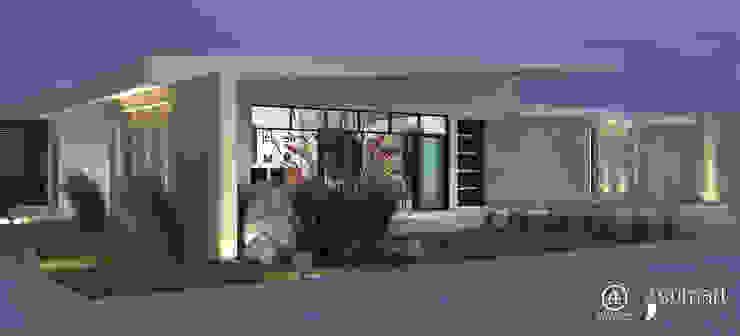 Vivienda Unifamiliar Sostenible : Casas de estilo  por Arquitectura Positiva ,
