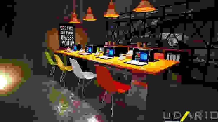 UDARIO İç Mimarlık – B. Civata Ofis: modern tarz , Modern