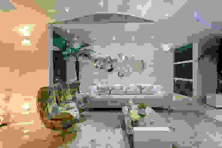 Moderne Wohnzimmer von Arquiteto Aquiles Nícolas Kílaris Modern