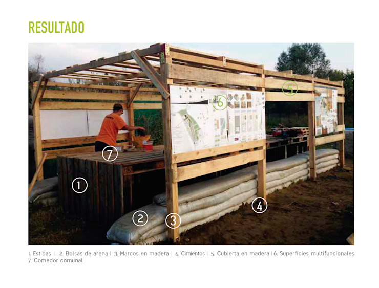 Arquitectura Positiva Garden Greenhouses & pavilions