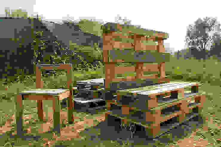 Arquitectura Positiva Garden Furniture