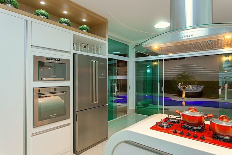 Cuisine de style  par Arquiteto Aquiles Nícolas Kílaris,