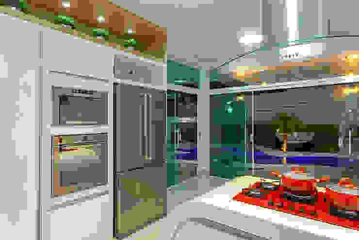 Cuisine moderne par Arquiteto Aquiles Nícolas Kílaris Moderne
