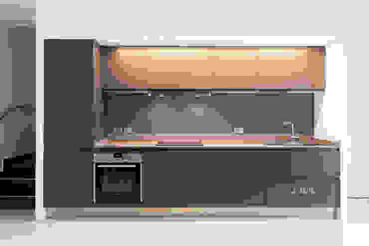 Modern Living Room by ALESSIO TOSTI DESIGN Modern