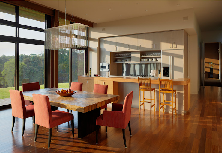 Leicester House Modern Dining Room by SPG Architects Modern