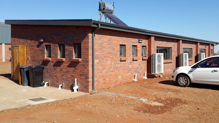 Kathu Solar Photovoltaic (PV) Plant by Truspace Industrial