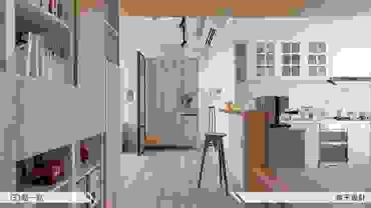Living room by iDiD點一點設計,