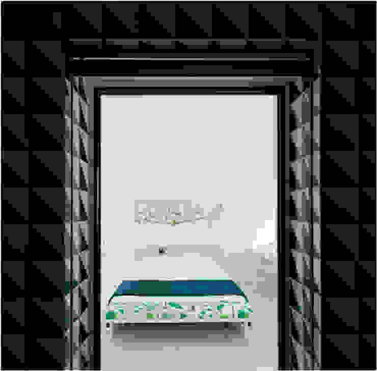 Projecto com Arq. Juan Trindade Casas modernas por Sant'Anna Moderno