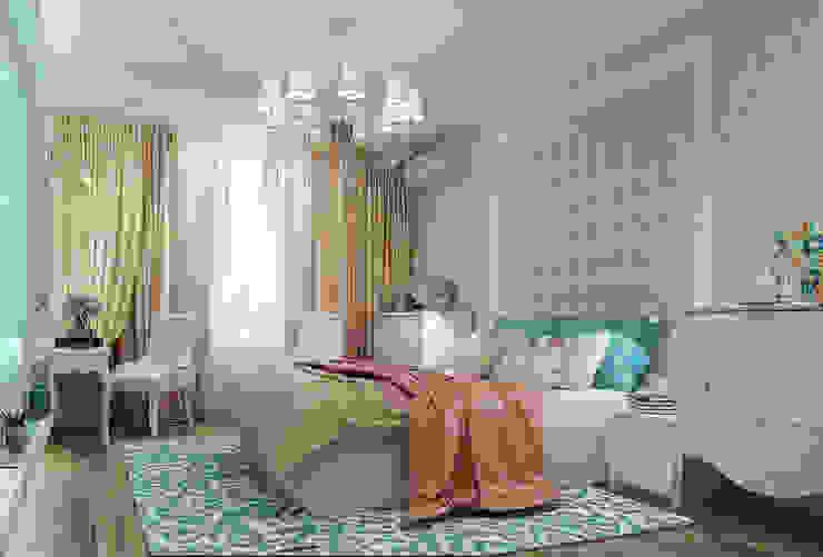 Modern Bedroom by Vera Rybchenko Modern MDF