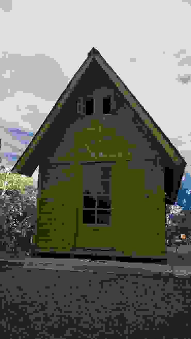 Casas de Madera Casas de estilo rústico de WoodMade Rústico