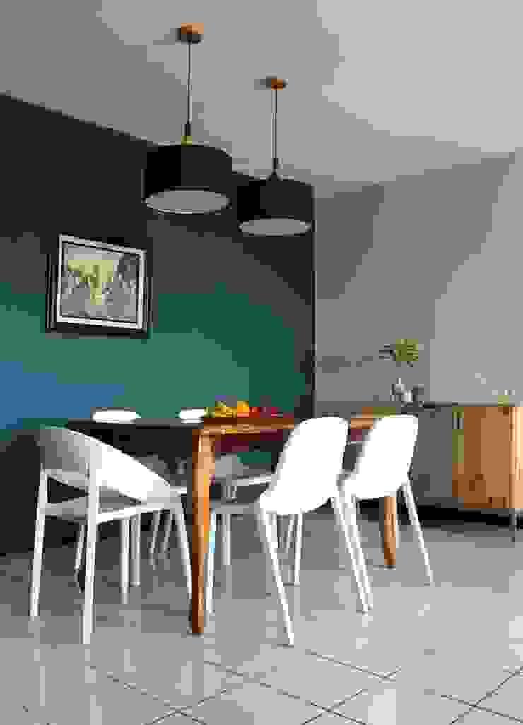 Después Médula Diseño de Interiores Livings de estilo moderno