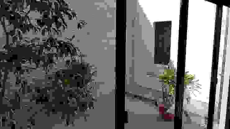 Casa Pellegrini Jardines de invierno modernos de Articular Arquitectura Moderno